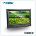 8 pulgadas de alto brillo de 450cd/m2 lcd monitor HDMI