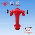válvula hidrante