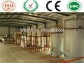 habilidad avanzada y la fabricación de plástico reciclado de residuos de aceite a la planta en alibaba