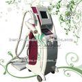 De alta technonlgy elight laser+rf+q- conmutación de cuidado de la piel para productos de belleza