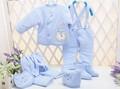 Venta al por mayor 2013 100% popular de algodón ropa de bebé