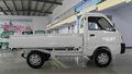verde eléctrico camión de recogida