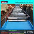 Telhado de zinco azulejaria máquina