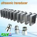 sumergible transductor ultrasónico de la caja