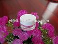 ps cosméticos frasco con tapa de color blanco