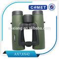 Uno mejor!! 8x42/10x42 telescopio binoculares/deporte reloj/caza prismáticos