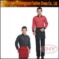 uniformes de camarero para el hotel limpieza uniforme de recepción