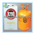 r290 r600a de gas de alta calidad de gas propano para r290 gas refrigerante de marca de oem r290