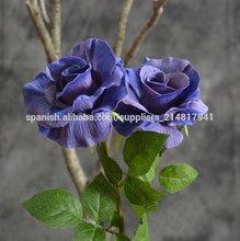 decoraciones hogar flores falsas