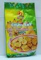 secas de plátano papasfritas