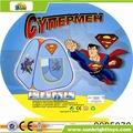 tienda de campaña inflable imagen de superman