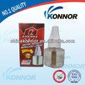 Asesino del mosquito, líquido repelente de mosquitos, electiric vaporizador para el hogar de uso del producto