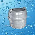 tubería de pvc de fuga de la abrazadera de reparación para el suministro de agua