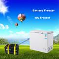 BD BC208 refrigeradores y congeladores solares solar congelador