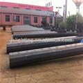 30m galvanizado eléctrico transmisióndepotencia poste de acero/poste de acero tubular/torre de acero