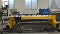 Profissional luz gantry plasma máquina de corte cnc kcg-b