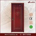venda quente de pvc simples desenho da porta