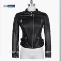 hot vender no outono yamaha mulher jaqueta de couro moto