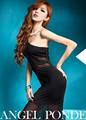 Mulheres primavera verão coreano estilo moda preto sem mangas vestido longo fora- ombro vestido sexy clube 7257
