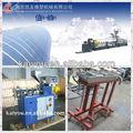 Nanjing kaiyou hky20 de laboratorio/extrusoras de laboratorio para la mezcla de polímeros, la capitalización, de mezcla