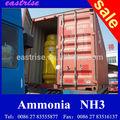 lo que es el precio cif en su líquido de amoníaco anhidro