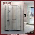 3 panel de ducha de vidrio de la puerta para la venta