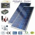 celda fotovoltaica 250w con TUV, IEC