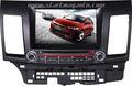 coche reproductor de dvd para mitsubishi lancer 2007