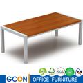 Las imágenes de muebles de madera con patas de metal tabla utiliza mesa de café para la venta gf620-1158
