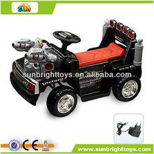 B/o de land rover coche de juguete eléctrico