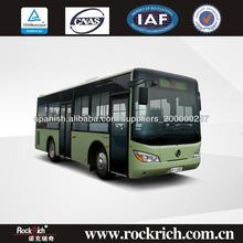 Baja precio de los nuevos Dongfeng CNG autobús