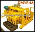 hecho en China pequeña máquina de ladrillo DMYF-4A
