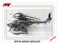 2.4g 4ch lâmina única avatar helicóptero com giroscópio helicóptero fx066