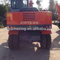 Amz 65w-8 de rueda de china mini excavadora usados