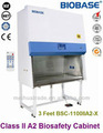 Clase ii gabinete de seguridad biológica bsc- 1300iia2- x, pies 4