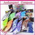 2014 caliente de la venta de ocho las separaciones de polka dot de bricolaje de la banda de goma de telar