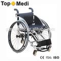 Sillas de ruedas eléctricas para los niños topmedi fs756lq-36 para silla de ruedas pingpong
