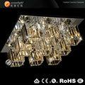 lámpara de lujo,lamparas de lagrimas de cristal OM88173-9