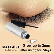 Maxlash natural de crecimiento de las pestañas de suero( de pestañas de fibra máscara)