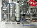 Planta de osmosis inversa de agua potable tratamiento 1t/h