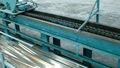 Varilla de latón pulido de la máquina, plaza de tuberías de la máquina de pulido