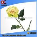 Venta al por mayor precio barato de flores artificiales de la fábrica, venta al por mayor de flores de seda