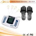Profissional bls-1014 estimulador elétrico muscular, electronic estimulador muscular