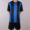 Traje de fútbol, uniformes de fútbol al por mayor, 2.014 jóvenes encargo al por mayor sublimada uniforme de fútbol para los eq