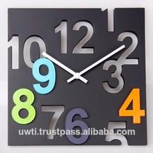 Reloj de Plástico de Pared (Reloj de Pared, Reloj de Plastico)