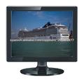 VGA,HDMI,AV,TV 15'' TFT LCD monitor de 12V