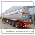pesado camión cisterna de combustible