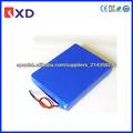 Fabricante KXD largo ciclo de vida de la batería del polímero del li 24V 10Ah