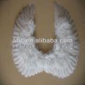 2014 branco novo asas de anjo pena para a decoração do partido