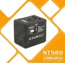 Eléctrica longrich multi-socket tapones( nt580)